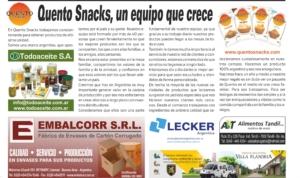 QUENTO SNACKS-Clarín-PYMES
