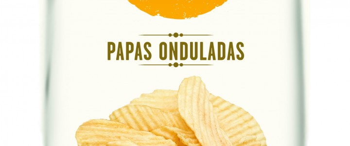 Papas Fritas Onduladas
